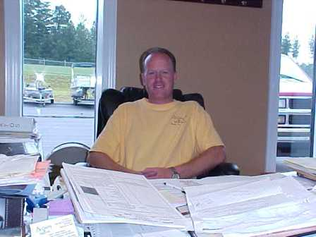 Mike Carr, Owner of Tri-County Marine