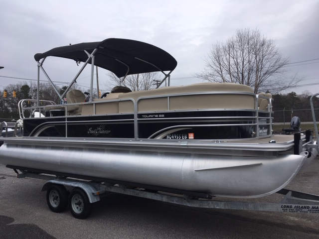 2015 SUNCHASER 22 TOURING W/150 ETEC