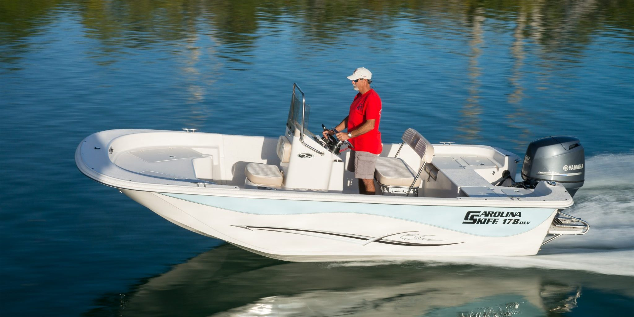 Carolina Skiff 178 DLV 05